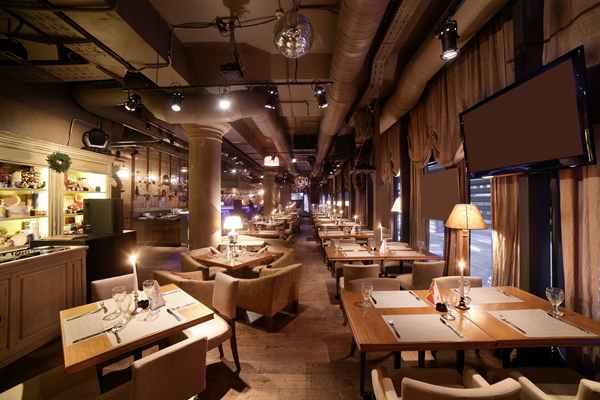 Budowa wizerunku restauracji przez aranżację wnętrza